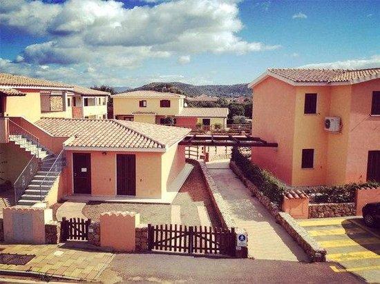 Hotel Daniel : Вид с балкона