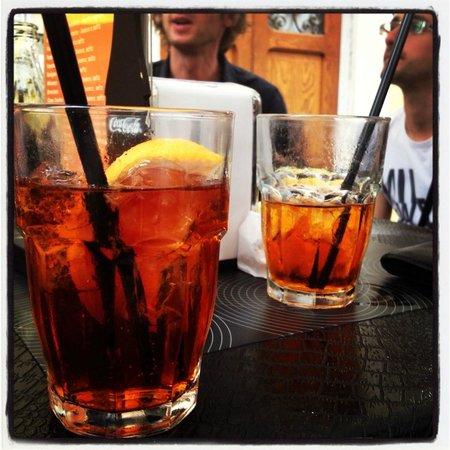 """Come Sinatra Cafe: Spritz """"Padovano"""""""