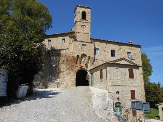 San Lorenzo in Campo, Italia: Montalfoglio
