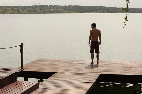 Naara Eco Lodge & Spa: Lake