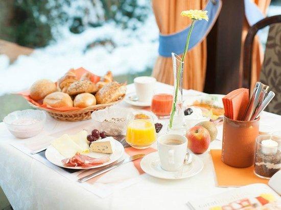 Hotel Klee am Park Wiesbaden: Frühstück
