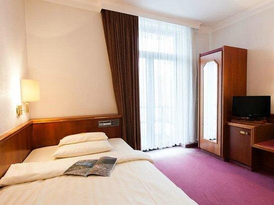 Hotel Klee am Park Wiesbaden : Standard Einzelzimmer