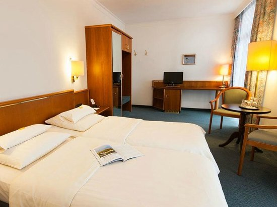 Hotel Klee am Park Wiesbaden: Standard Doppelzimmer