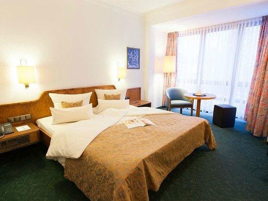Hotel Klee am Park Wiesbaden : Superior Doppelzimmer