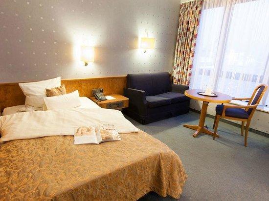 Hotel Klee am Park Wiesbaden : Superior Einzelzimmer