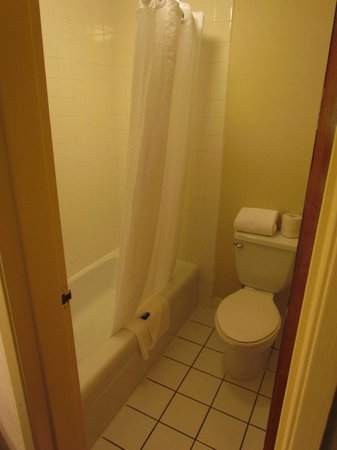 BEST WESTERN Seven Seas: Salle de bain