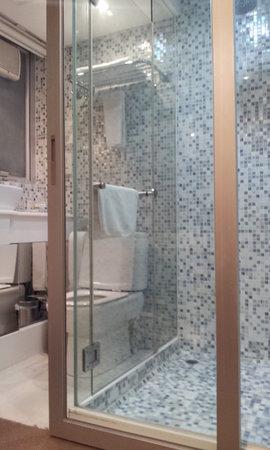 Acesite Knutsford Hotel: 浴室