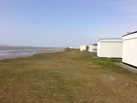 Carmarthen Bay Holiday Park - Park Resorts: Along the front
