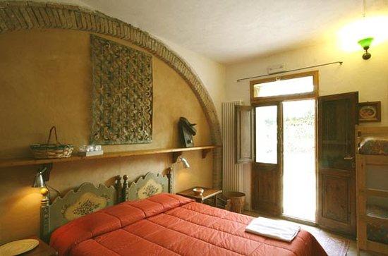 Il Grande Prato: room groundfloor on the garden
