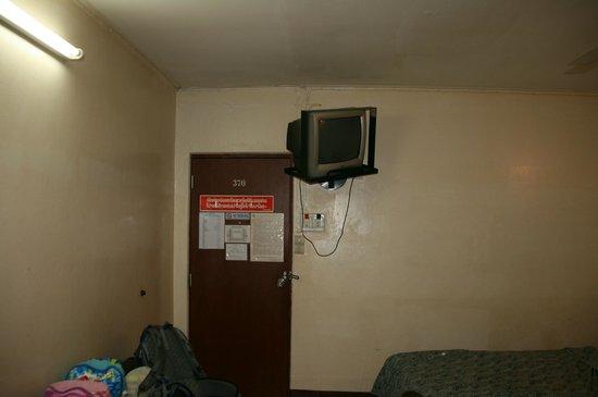 Nakorn Ping Hotel: TV