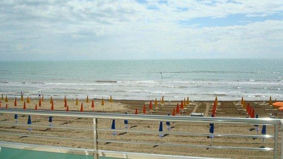 Vittoria: view from balcony