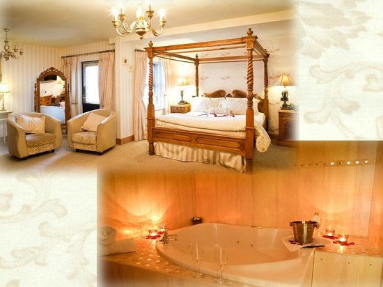 Mill Times Hotel Westport: Deluxe suite with jacuzzi