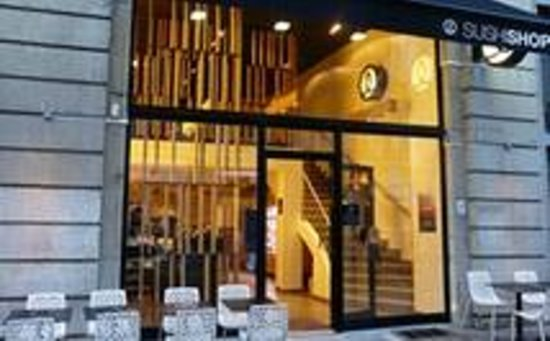 Sushi Shop Boulogne