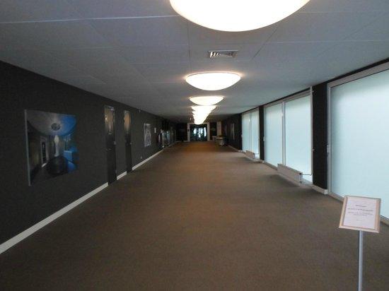 Spa Sport Hotel Zuiver : L'ingresso alla splendida SPA