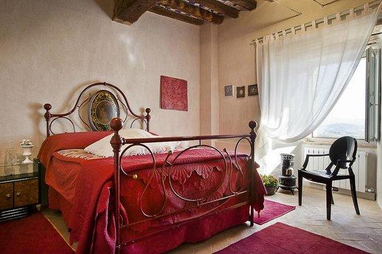 Torre Almonte suite Rossa
