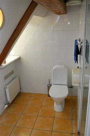 Doma Hostel: Ensuite bathroom