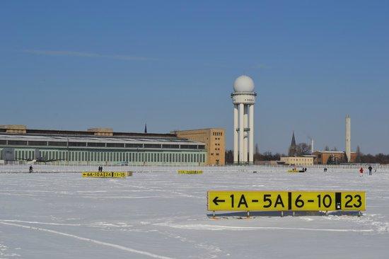 Flughafen Tempelhof: Radar