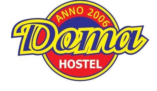 Doma Hostel: Logo