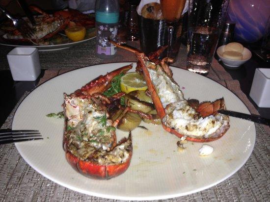 The Beach Bar & Grill : Aragodta
