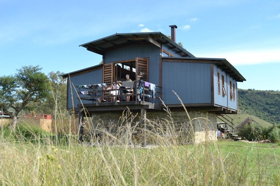 ZuluWaters Game Reserve: Nandi self-catering lodge