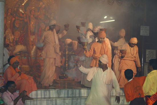 Варанаси, Индия: Durga Pooja Celebrations in Varanasi