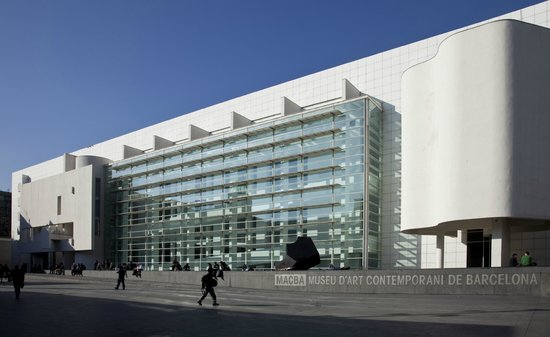 Barcelona Museum of Contemporary Art (Museu d'Art Contemporani de Barcelona)