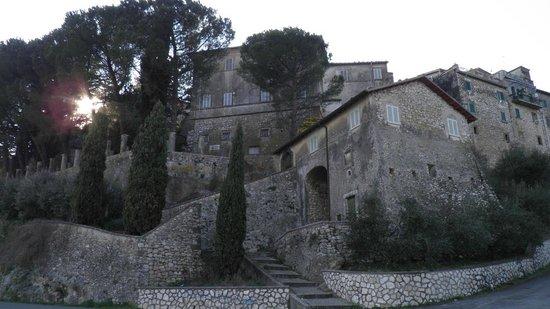 Gavignano, Italie : Palazzo Traietto