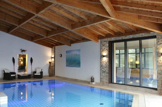 Panorama-Indoor-Pool, Parkhotel am Soier See