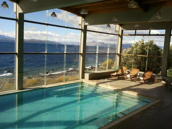 Alma del Lago Suites & Spa: piscina coberta / aquecida