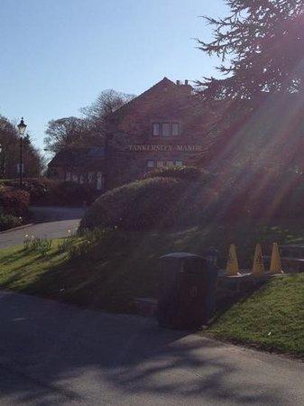 Tankersley Manor Hotel - QHotels: tankersley manor