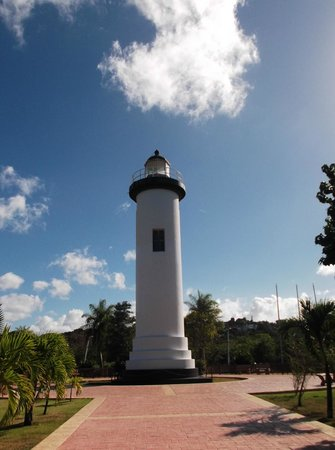 Punta Higuera Light House: El Faro