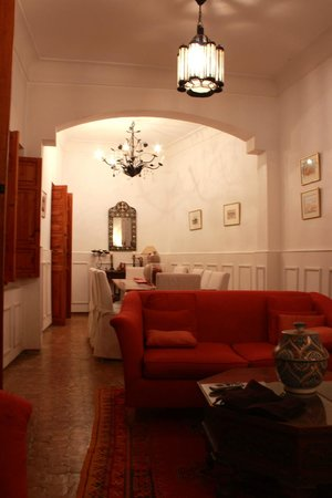 Riad Irene : Salon
