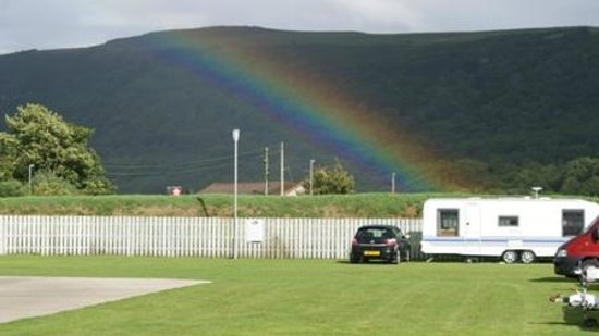 Deighan's Benone Caravan Park: Rainbow Heaven