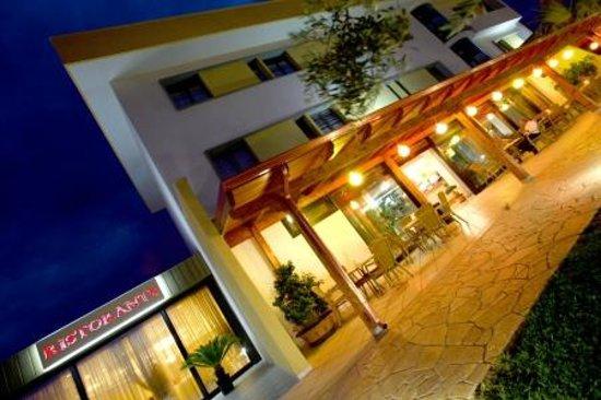 Hotel Posidonia : bar