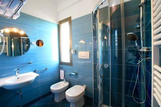 Hotel Posidonia : bagno