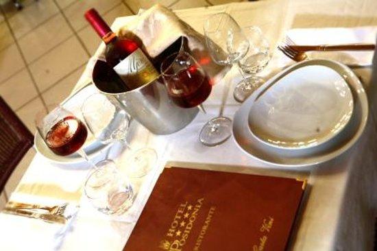 Hotel Posidonia: ristorante pizzeria