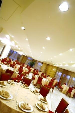 Hotel Posidonia : sala ristorante