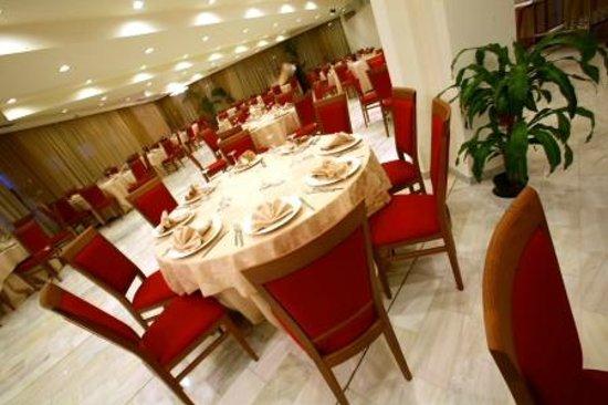 Hotel Posidonia: sala ristorante/colazione