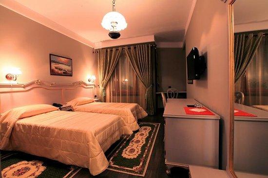 Hotel Victoria Tirana Albania
