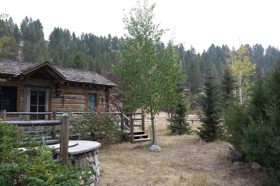 "The Ranch at Rock Creek: The ""Trapper Cabin"""