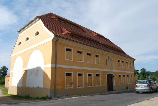 The Archbishops' Palace: Hotel