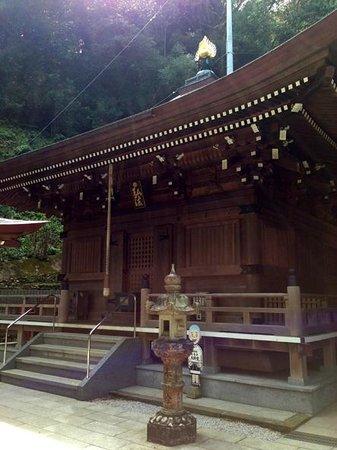 Shoryuji Temple: 大師堂