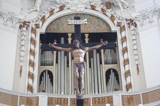Chiesa di Sant'Agostino: crocefisso