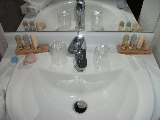 Residhotel Imperial Rennequin: Bathroom ameneties