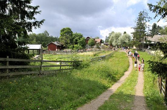 Kylamaki Village of Living History