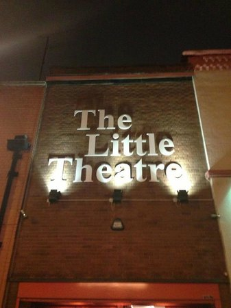 ‪The Little Theatre‬