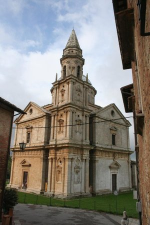 Tempio di San Biagio: campanile