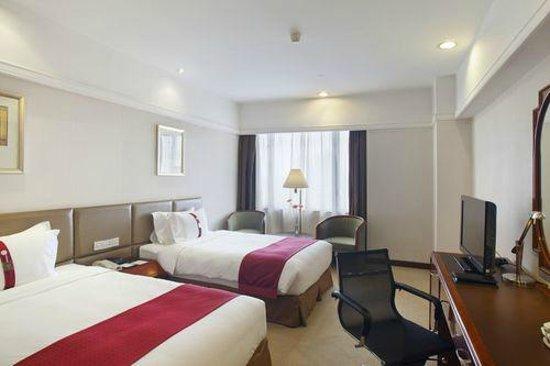 Crystal Orange Hotel Guangzhou Taojin: Standar room
