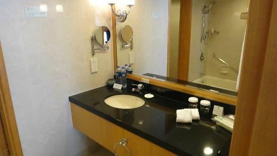 Crystal Orange Hotel Guangzhou Taojin: Bathroom