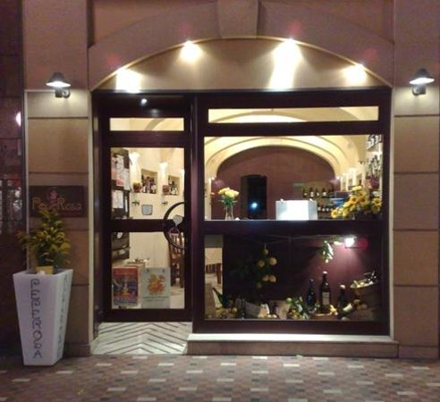 Bordighera, Italy: Ristorante PepeRosa